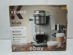 Keurig K-café Single Serve Coffee Latte Cappuccino Maker Édition Spéciale VVV 273