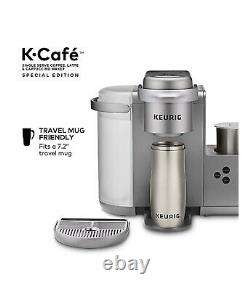Keurig K-cafe Special Edition Cafe Cafe Single Serve K-cup Latte Cappuccino