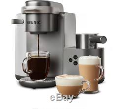 Keurig K-cafe Special Edition Simple Serve Coffee Latte Cappuccino Free 72 Dosettes