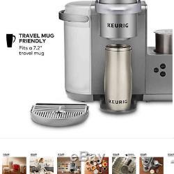 Keurig K-café Special Edition Simple Servir Café, Latte & Cappuccino Maker