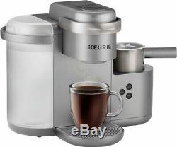 Keurig K-café Special Edition Simple Servir K-cup Pod Cafetière Nickel