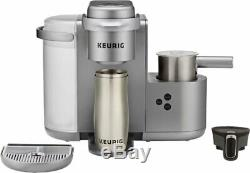 Keurig K-café Special Edition Simple Servir K-tasse Dosettes En Nickel Bateau Libre