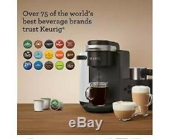 Keurig K-café Special Edition Simple Servir Maker Café & Cappuccino Gratuit 96 Dosettes
