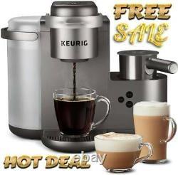 Keurig K-cafe Special Edition Single Serve Café, Latte & Cappuccino Maker