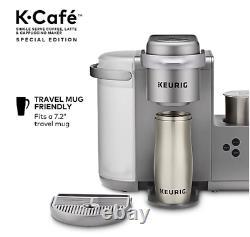 Keurig K-cafe Special Edition Single Serve Café Latte Cappuccino Nouveau