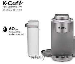 Keurig K-café Special Edition Single Serve Coffee, Latte & Cappuccino Maker Nouveau