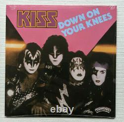 Kiss Killers Ltd Numéroté Vinyle Rose Double Transparent 2x Lp + 7 Single