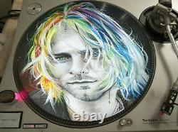 Kurt Cobain Nirvana- The Man Who Sold The Moon Rare 12 Picture Disc Maxi Lp Mtv