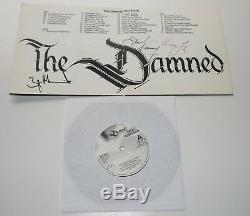 L'ombre Damnée De L'amour, 1985, Au Royaume-uni, Signée X 4 Gatefold 7, 45 Simples, Impressionnante