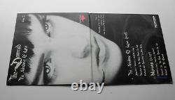 L'ombre Damnée De L'amour 1985 Royaume-uni Signé X 4 Portefold 7 Single 45 Awesome