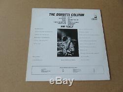 La Colonne Durutti Reilly Vini Factory 1989 Uk Lp & Bonus Morrissey 7 Fact244 +