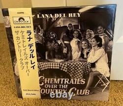Lana Del Rey Chemtrails Over The Country Club Assai Records Edition 1/500
