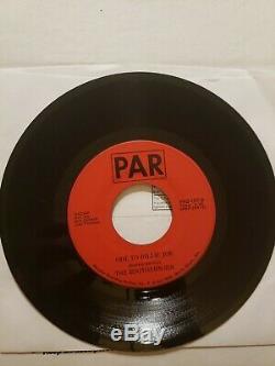 Le Sud Six 45 Tours Par Minute Par Records Je Connaîtrai Rare 7 Sud / Âme Ex