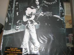 Les Jeunes Neil Greatest Hits 2 180gram Scellé Lp Set + Bonus Unique Sugar Mountain