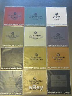 Les Melvins Signés Simple Collection Complète En Vinyle Ltd 800, Tout Neuf. Org
