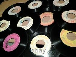Lot De 135-big Artists-variot Labels-ska/roots/rocksteady/reggae-1960-70s-g+vg+