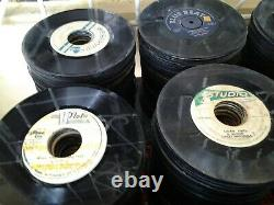 Lot De 200-big Artists-variot Labels-ska/roots/rocksteady/reggae-1960-70s-g+vg+