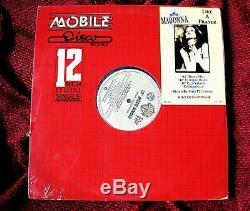 Madonna Scellé Philippines 12 Vinyl Single Like A Prayer Special Edition Promo