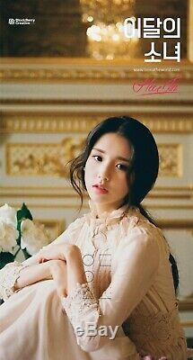 Mensuel Fille Loona-heejin Single Album CD + Livret + Photocard K-pop Scellé Vocal