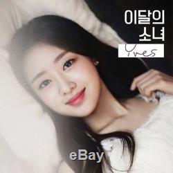 Mensuel Fille Loona-yves Single Album B Ver CD + Livret + Photocard K-pop Scellé