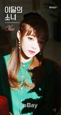 Mensuel Loona Yves & Chuu Album Simple CD + Livret + Photocard K-pop Scellé