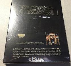 Michael Jackson Dans Le Placard CD Mini Longbox 3 Pouces 21x9,5 Scellés Mint
