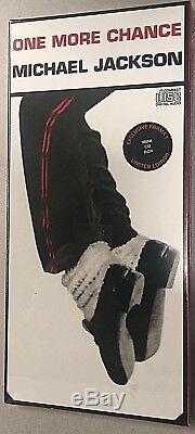 Michael Jackson One Plus De Changements CD Mini Longbox 3 Pouces 21x9,5 - Neuf