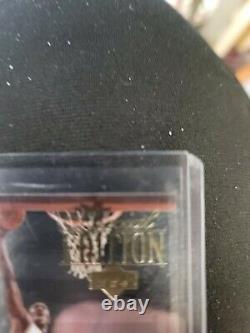 Michael Jordan 1995-96 Upper Deck Special Edition Gold Card #100 Bgs