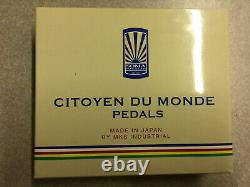 Mks Sylvan Touring Pedals Soma Citoyen Du Monde Deluxe Special Edition Charity