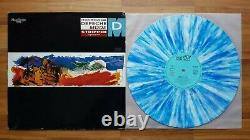 Mode Depeche 12 Blue Marbré Rayé / Highland MIX + Mais Pas Ce Soir 1985