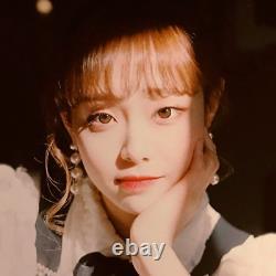 Mois Fille Loona Chuu Simple Réédition Album CD + Livret + Photocard + Cadeau K-pop