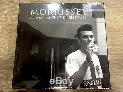 Morrissey 19x 7 Ensembles De Boîte 2x Vinyle Lot The Singles'88-'91 & '91 -'95 Limited Nouveau