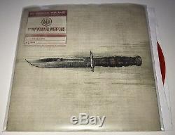 My Chemical Romance Armes Classiques Vol 2 Rouge Vinyle 7 2012 Reprise
