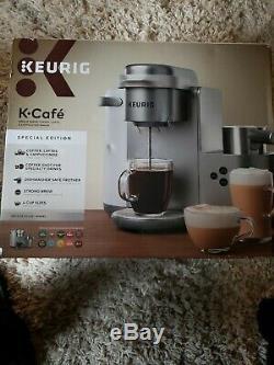New Keurig K-café Special Edition Simple Servir Café, Latte & Cappuccino Maker