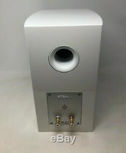 Nouveau Devialet Atohm Gt1 Special Edition Blanc Haut-parleur (seul Haut-parleur Uniquement)