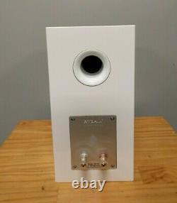 Nouveau Devialet Atohm Gt1-dv Special Edition Blanc Haut-parleur (seul Haut-parleur Uniquement)