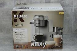 Nouveau Keurig K-cafe K84 Café En Portion Individuelle Latte & Cappuccino