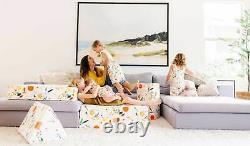 Nugget Comfort Couch Enfants Alice & Ames Imprimé Floral Édition Spéciale Pré-commande