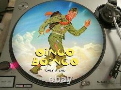 Oingo Boingo Only A Lad Rare 12 Lp