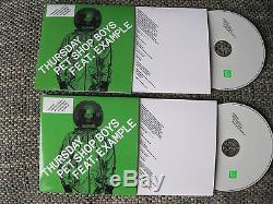 Pet Shop Boys Feat. Exemple Jeudi Remixes Part 1 & 2 (2xrare Promo Célibataires)