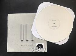 Post Malone Blanc Iverson / Too Young 12 Single White Vinyl Record Rsd 2016 Ep