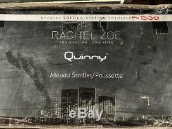 Quinny Moodd Poussette Jet Set Édition Spéciale Collection Rachel Zoe Nouveauté Dans La Boîte