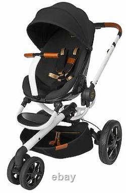 Quinny Moodd Stroller Jet Set Special Edition Rachel Zoe With Travel Bag