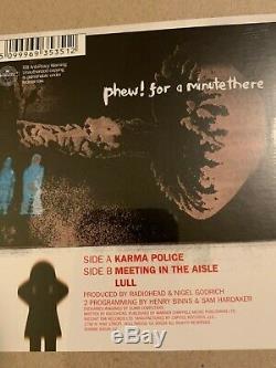 Radiohead 2009 Vinyle Bundle 5 Limitées 12 Singles Sealed