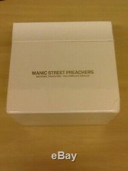 Rue Scellé Maniaco Preachers-box Set-nationaux Trésors-38 Cd's-4x7 Singles Et