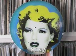 Sale Funker Let S Get Dirty Mega Rare 12 Simple Picture Disc Promo Lp Banksy