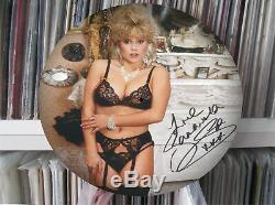 Samantha Fox Touch Me Ultra Rare 12 Sexy Picture Disc Promo Lp Nm Italo Disco