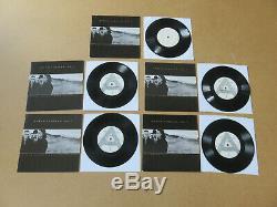 Sampler D'albums U2 1-5 Set Promo D'étiquettes Rares D'étiquettes Rares 5 Collection Joshua Tree