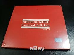 Scellé Depeche Mode The Singles 81-85 Brésil Ltd Slipcase -101 Violator Exciter