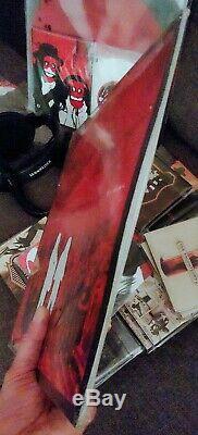 Scellé En Usine Third Man Records Vault 4 The White Stripes B 2 X Shows Lp & 7